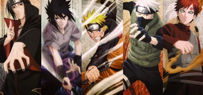 Moje pożegnanie z Naruto
