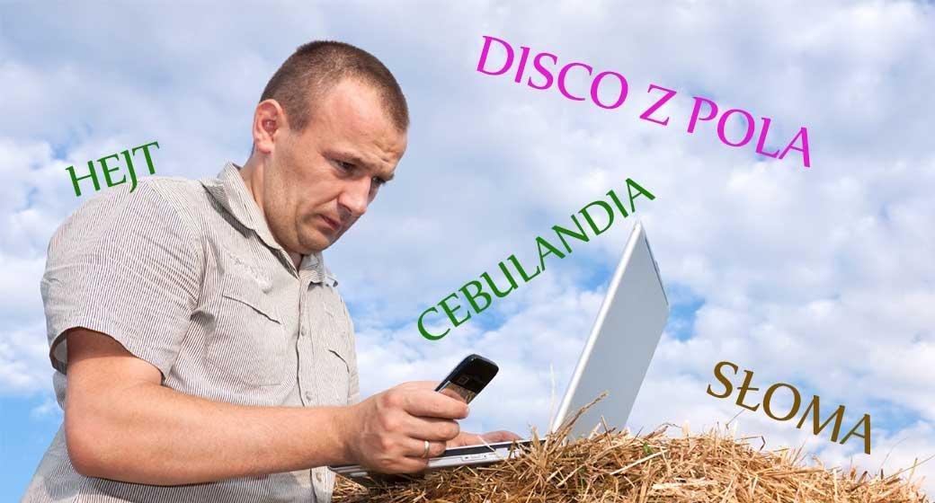 Tomasz Niecik, disco polo i hejt – czyli co słychać w Cebulandii?